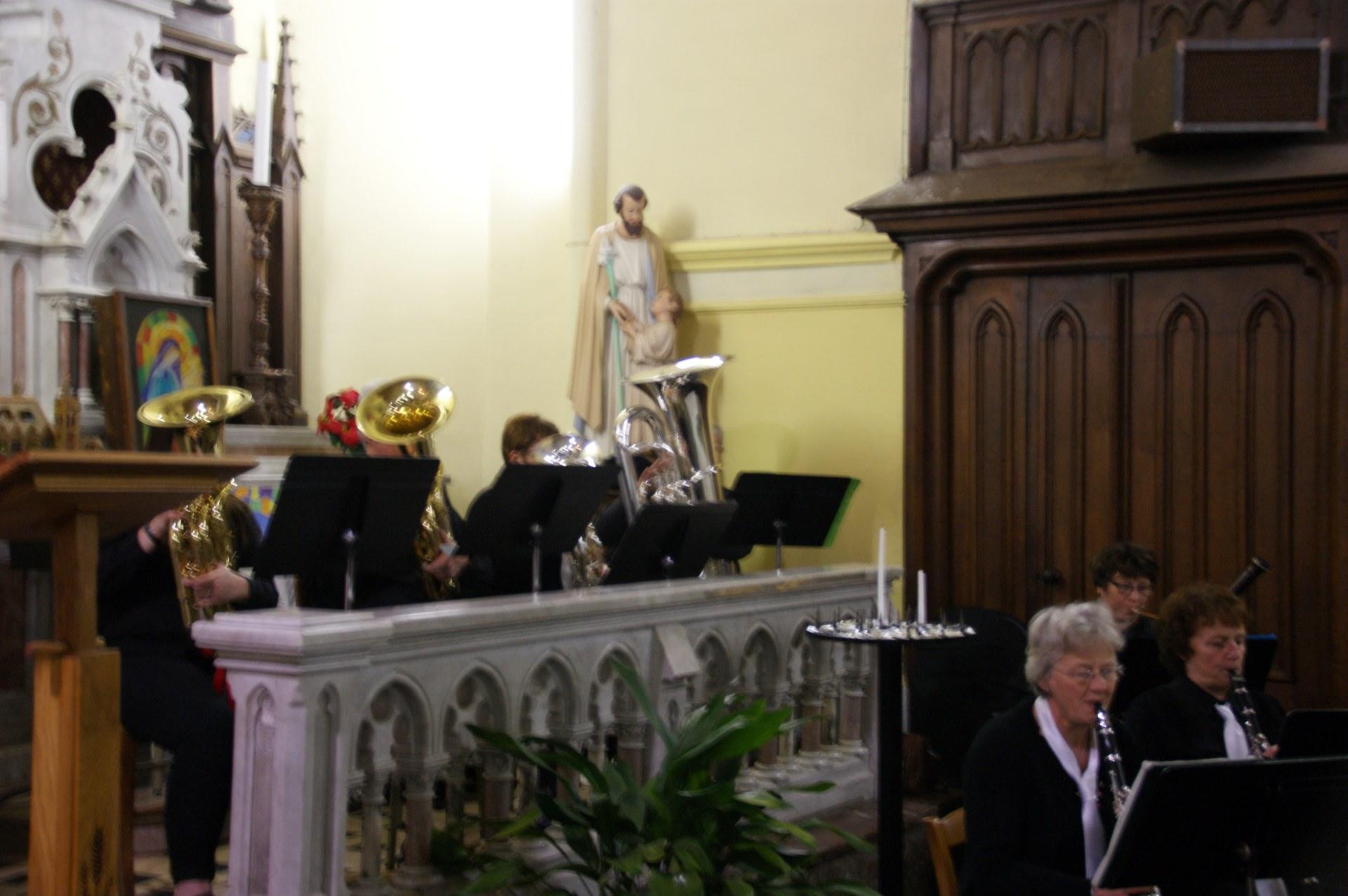 Messe Ste Cécile Sin 04