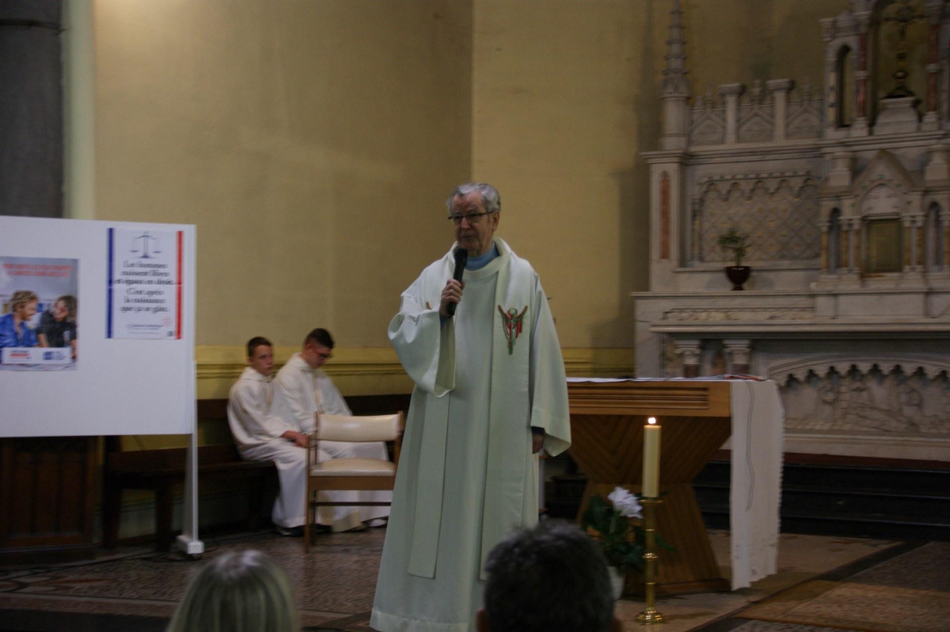 Messe Ste Cécile Sin 07