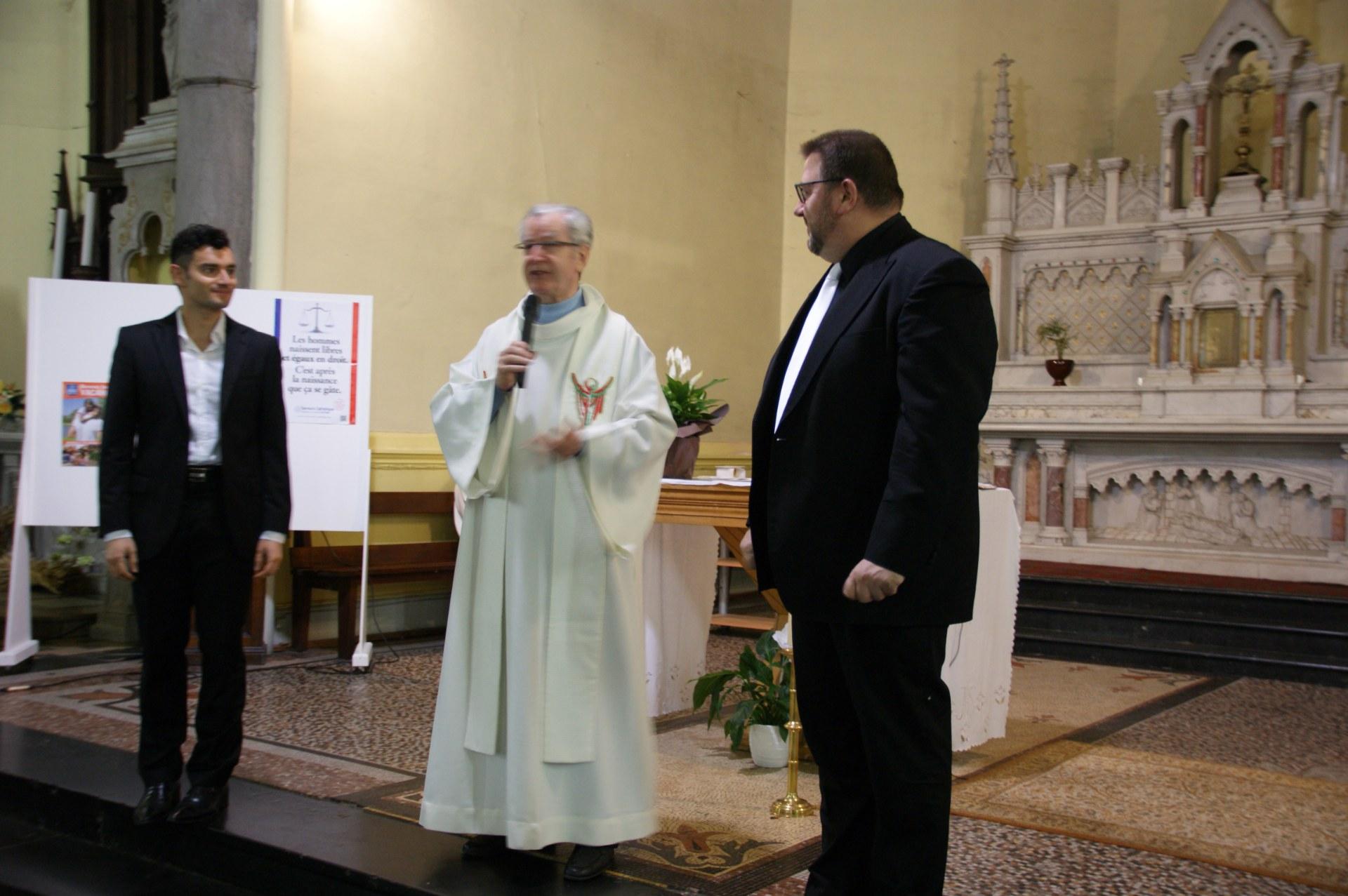 Messe Ste Cécile Sin 08