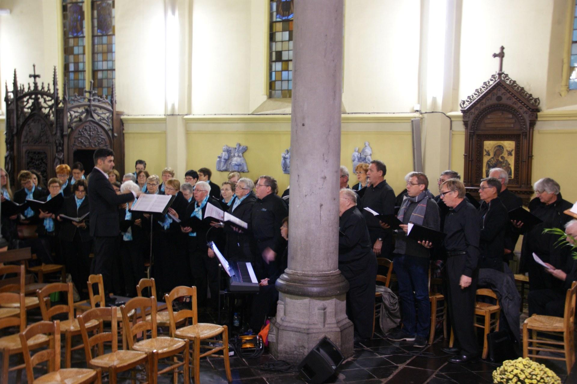 Messe Ste Cécile Sin 09