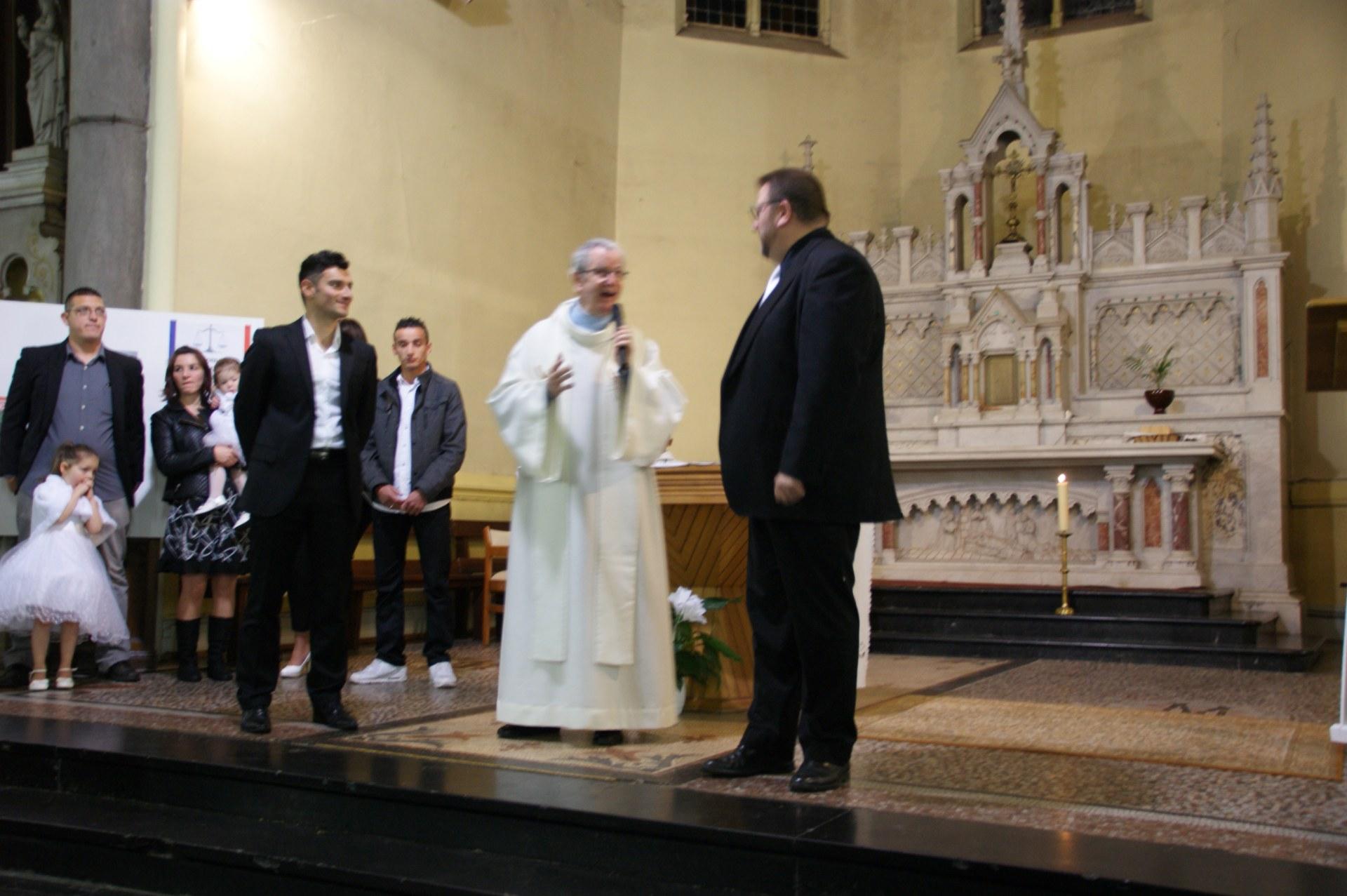 Messe Ste Cécile Sin 21