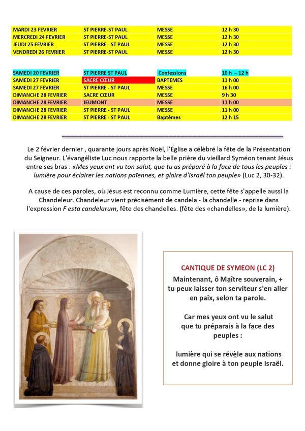 MESSES FEVRIER 2021 page 2