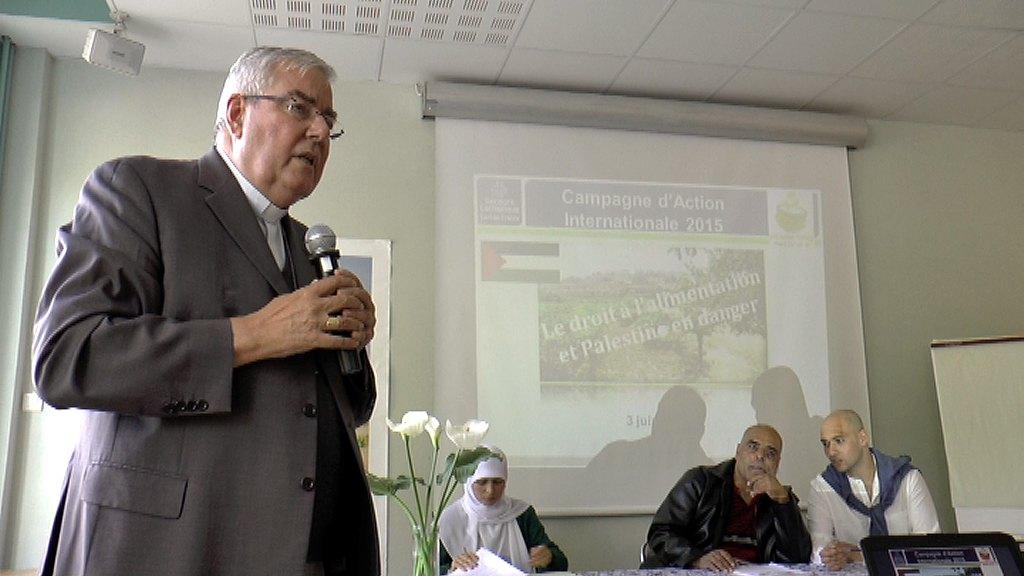 Il sait combien la situation des Palestiniens est injuste et source de bien des dégâts