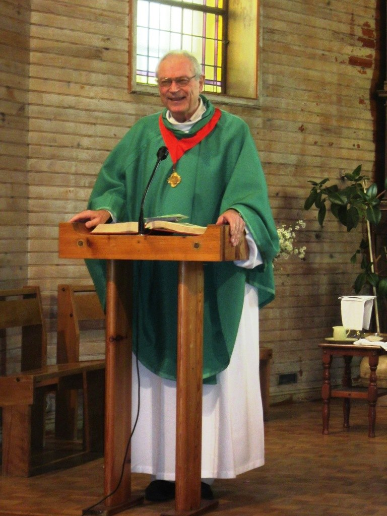Mgr Denis Lecompte