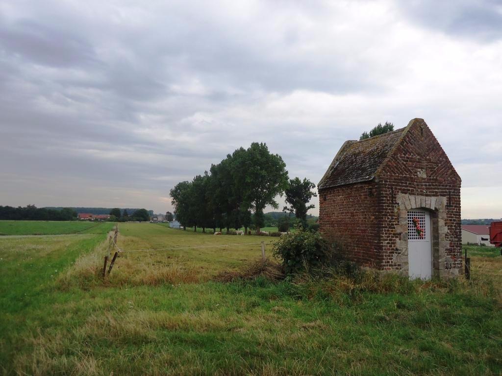 Mont Bourlivet chapelle