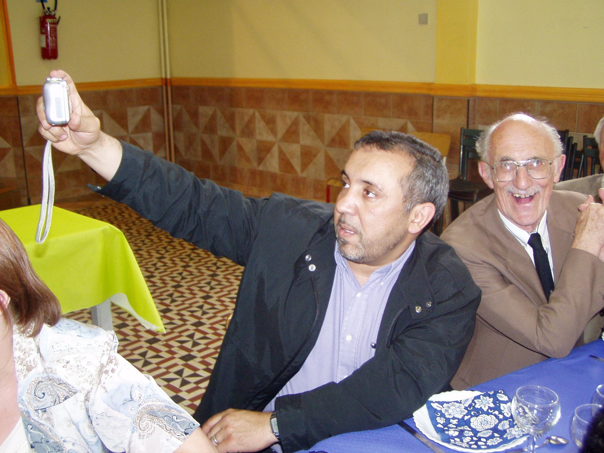 Moussa et Claude