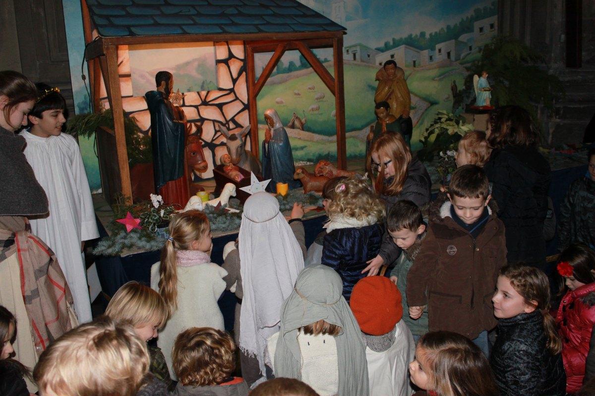 Noel 2015 avec les enfants (9)