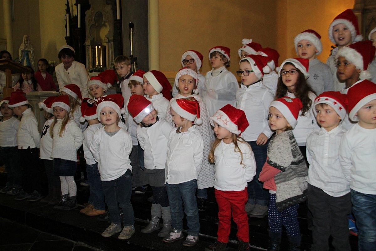 Noël avec les élèves