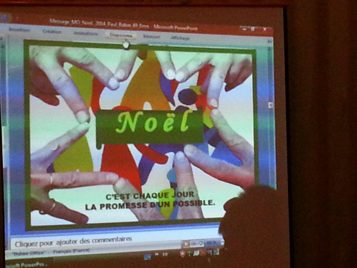 Noel mission ouvrière 41
