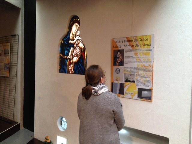Notre Dame de Grâce et la Petite Thérèse