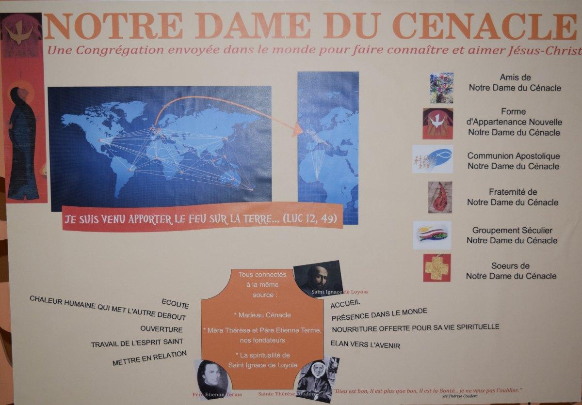 Notre Dame du Cénacle