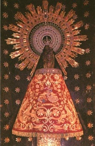 notre dame du Pilar.