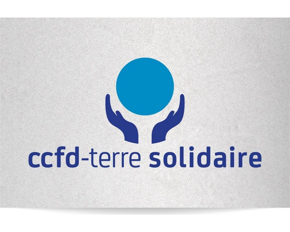 Nouveau logo CCFD