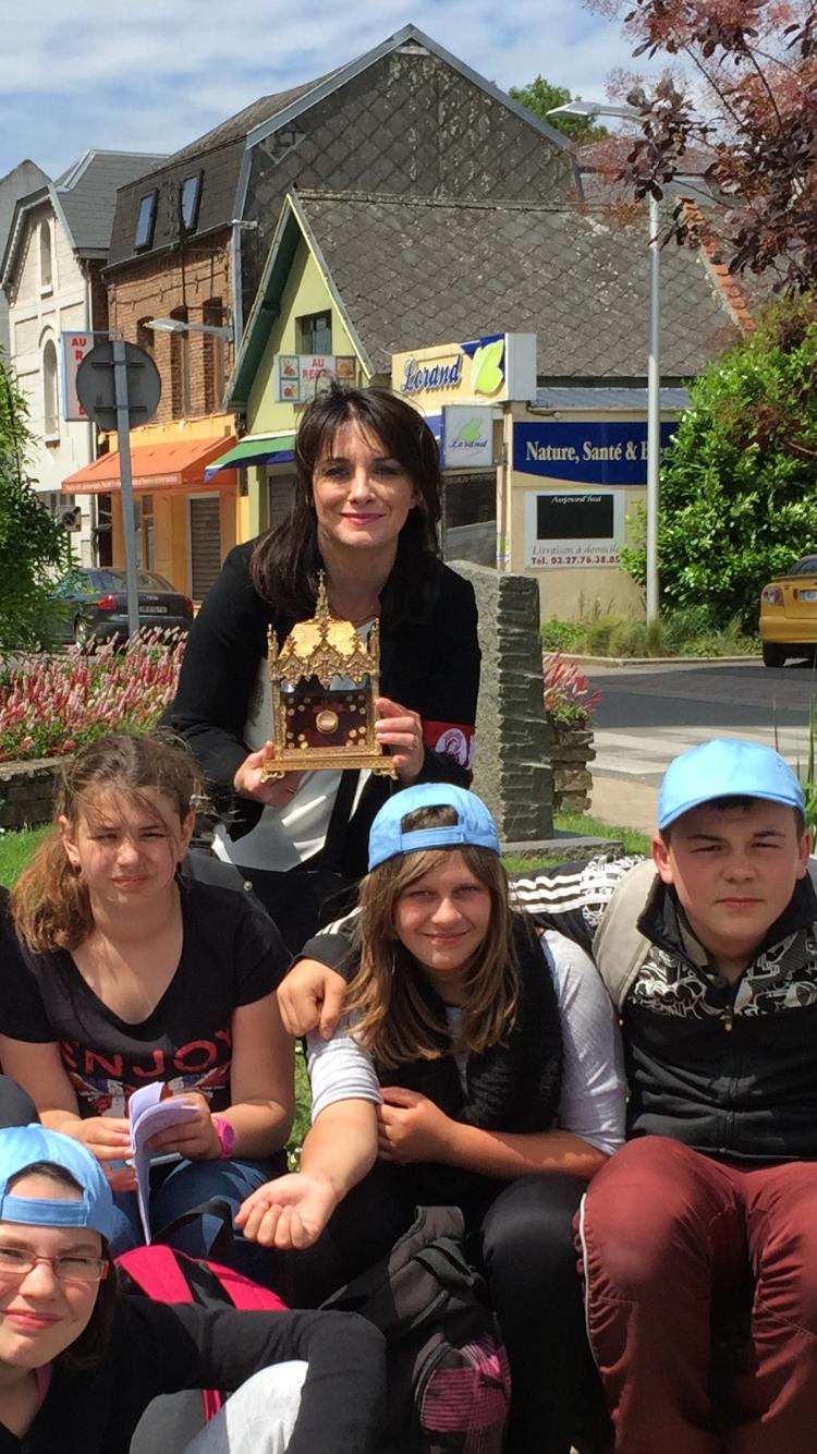Nouvelle Confrerie Sainte Maxellende juin 2015 284