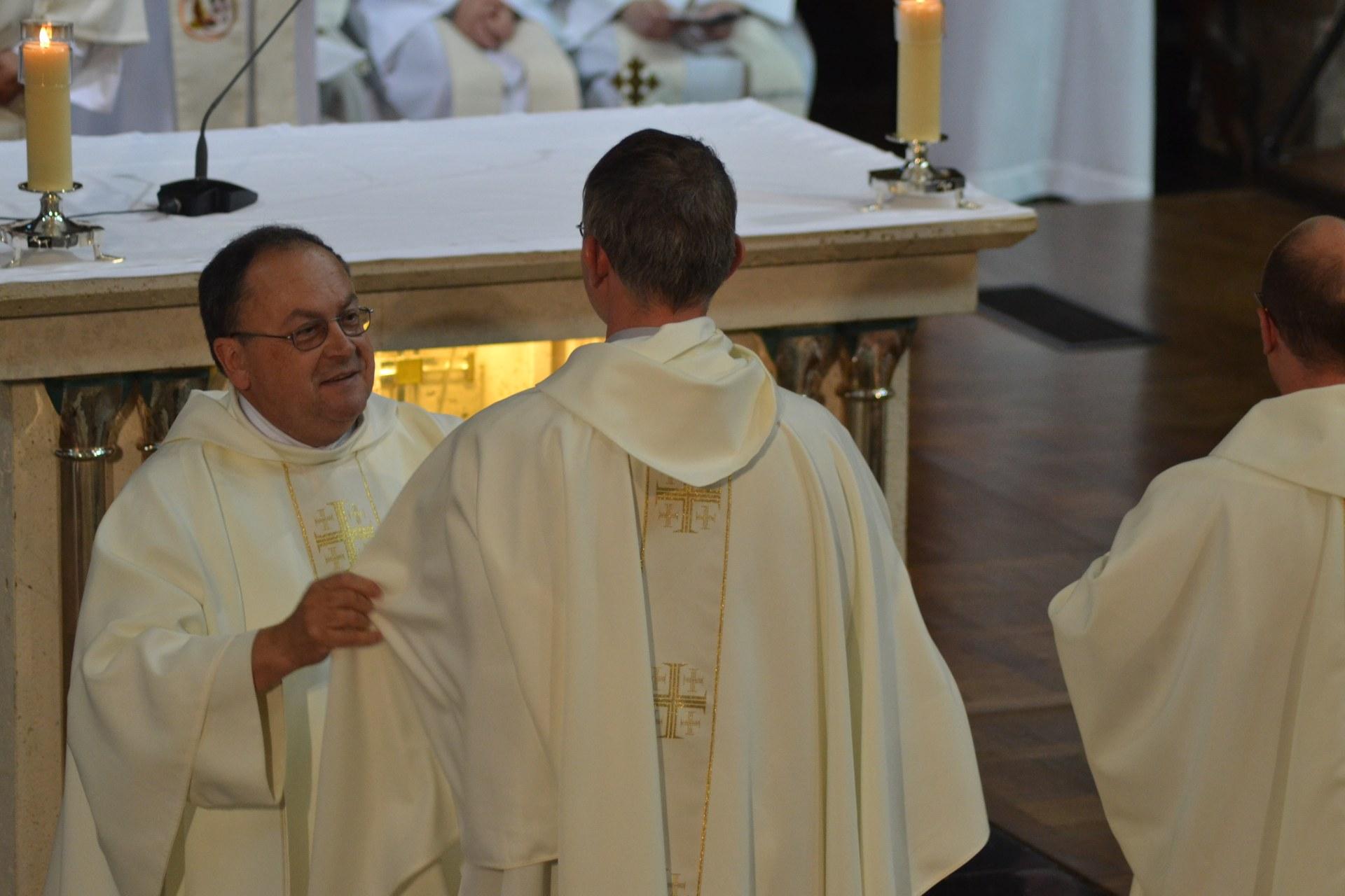 ordination Benjamin 2015
