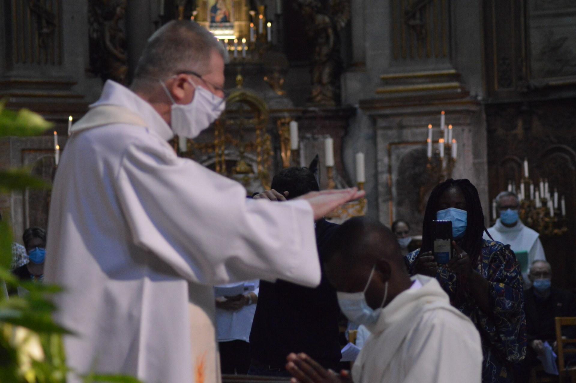 ordination de Lionel 42
