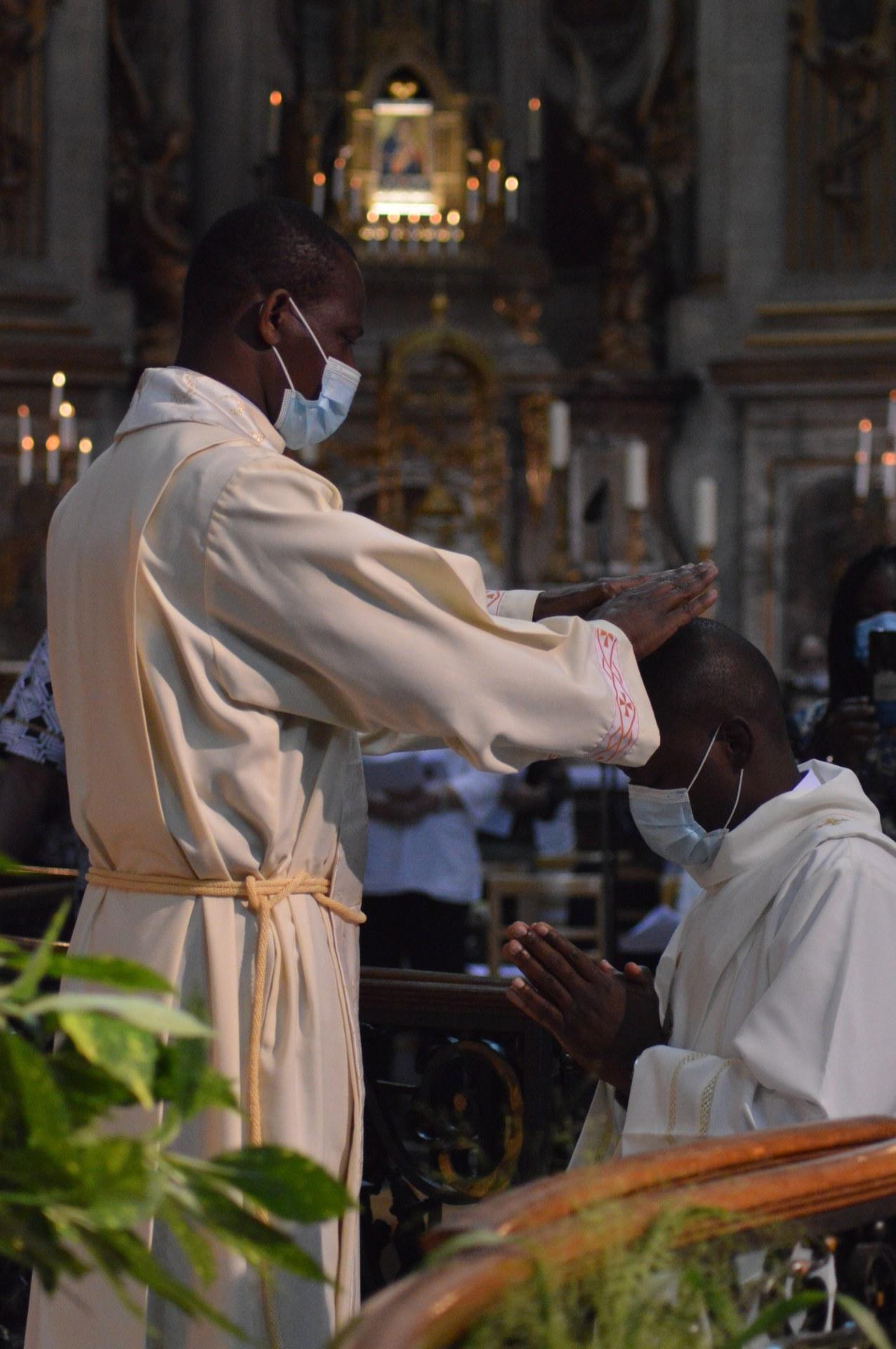 ordination de Lionel 54
