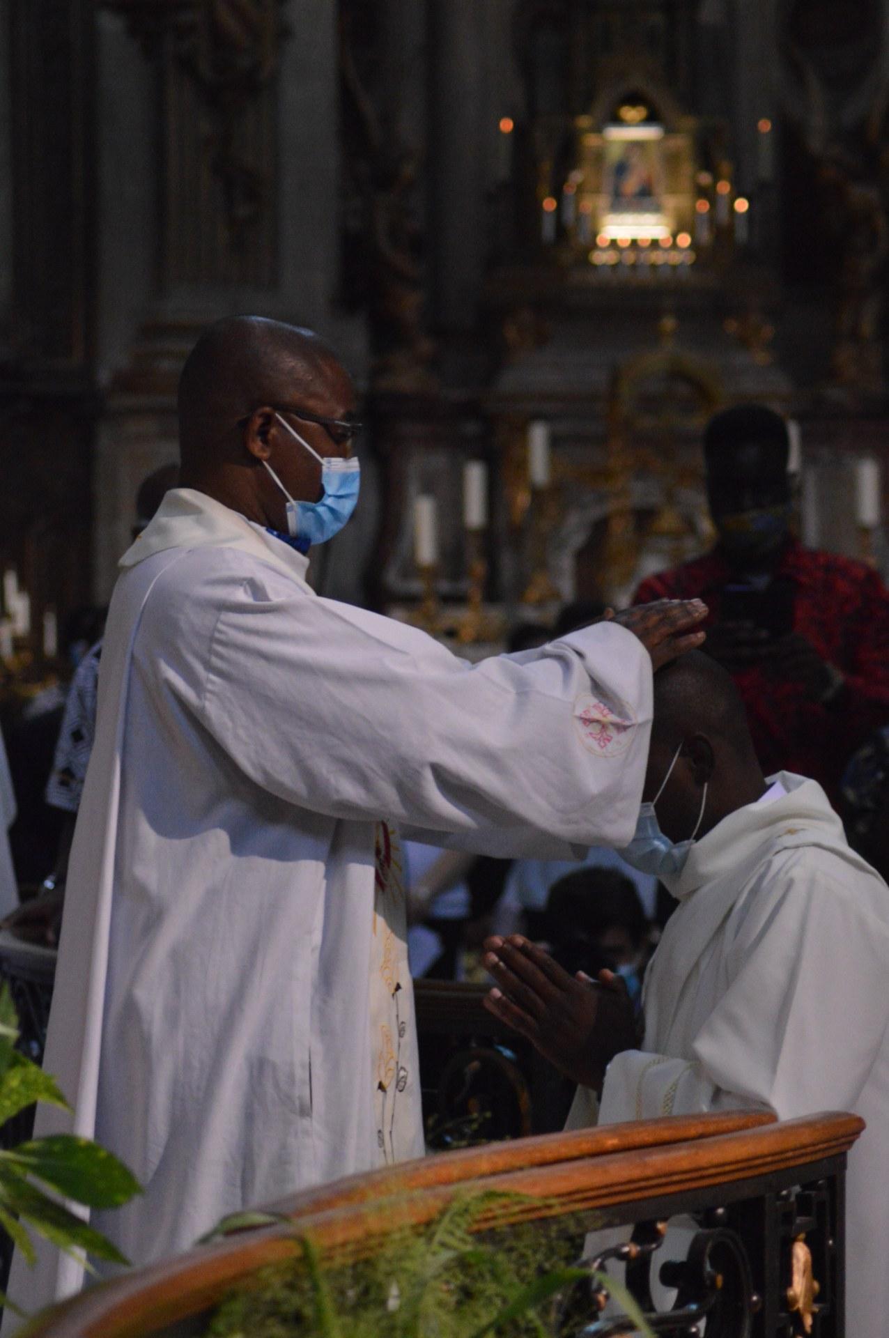 ordination de Lionel 60