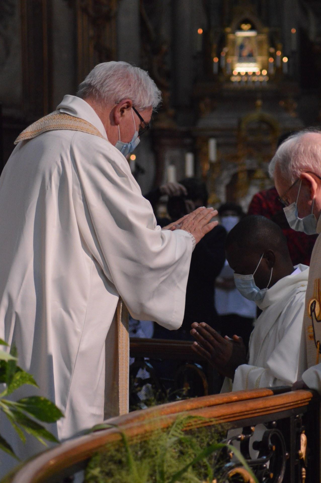 ordination de Lionel 61