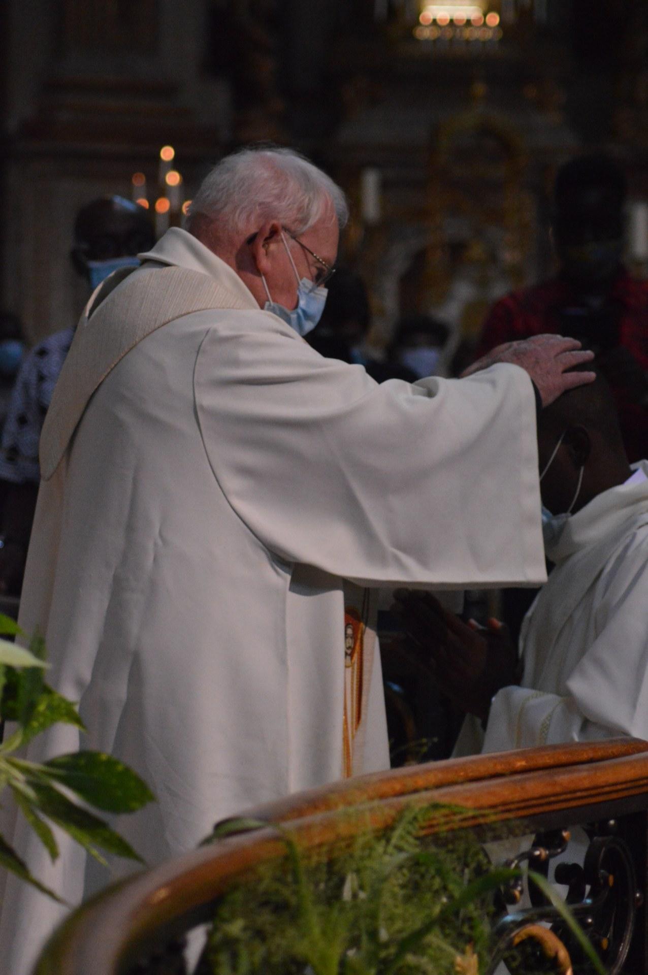 ordination de Lionel 62