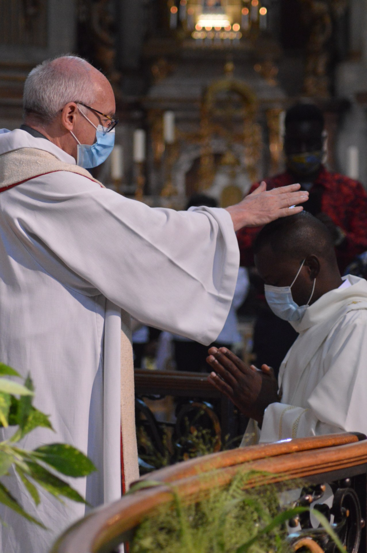 ordination de Lionel 63