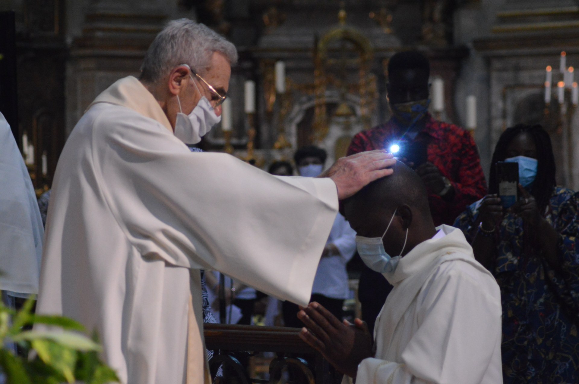 ordination de Lionel 64