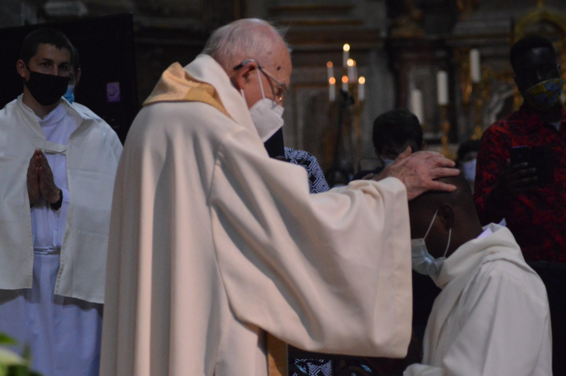 ordination de Lionel 65
