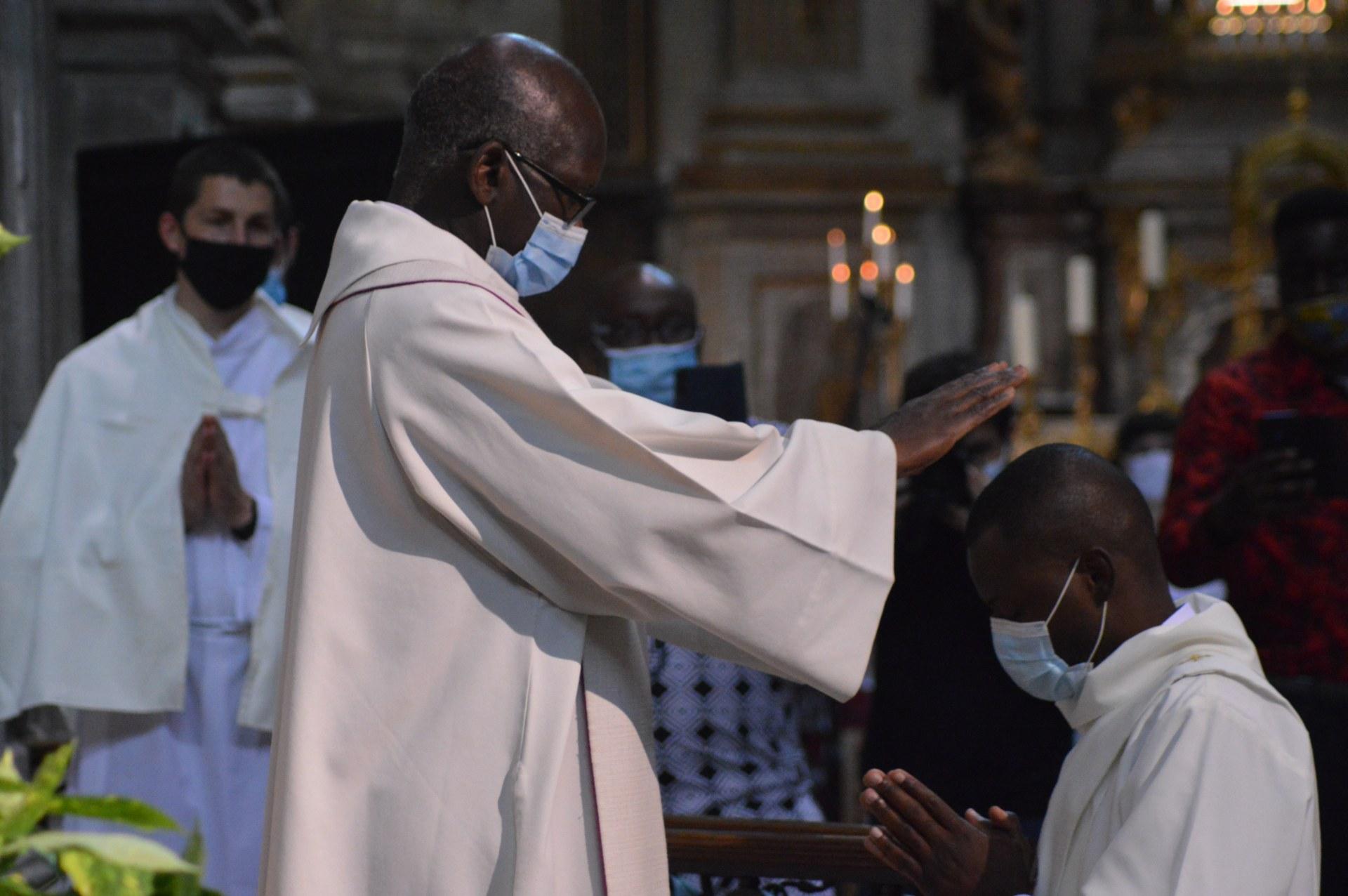 ordination de Lionel 67