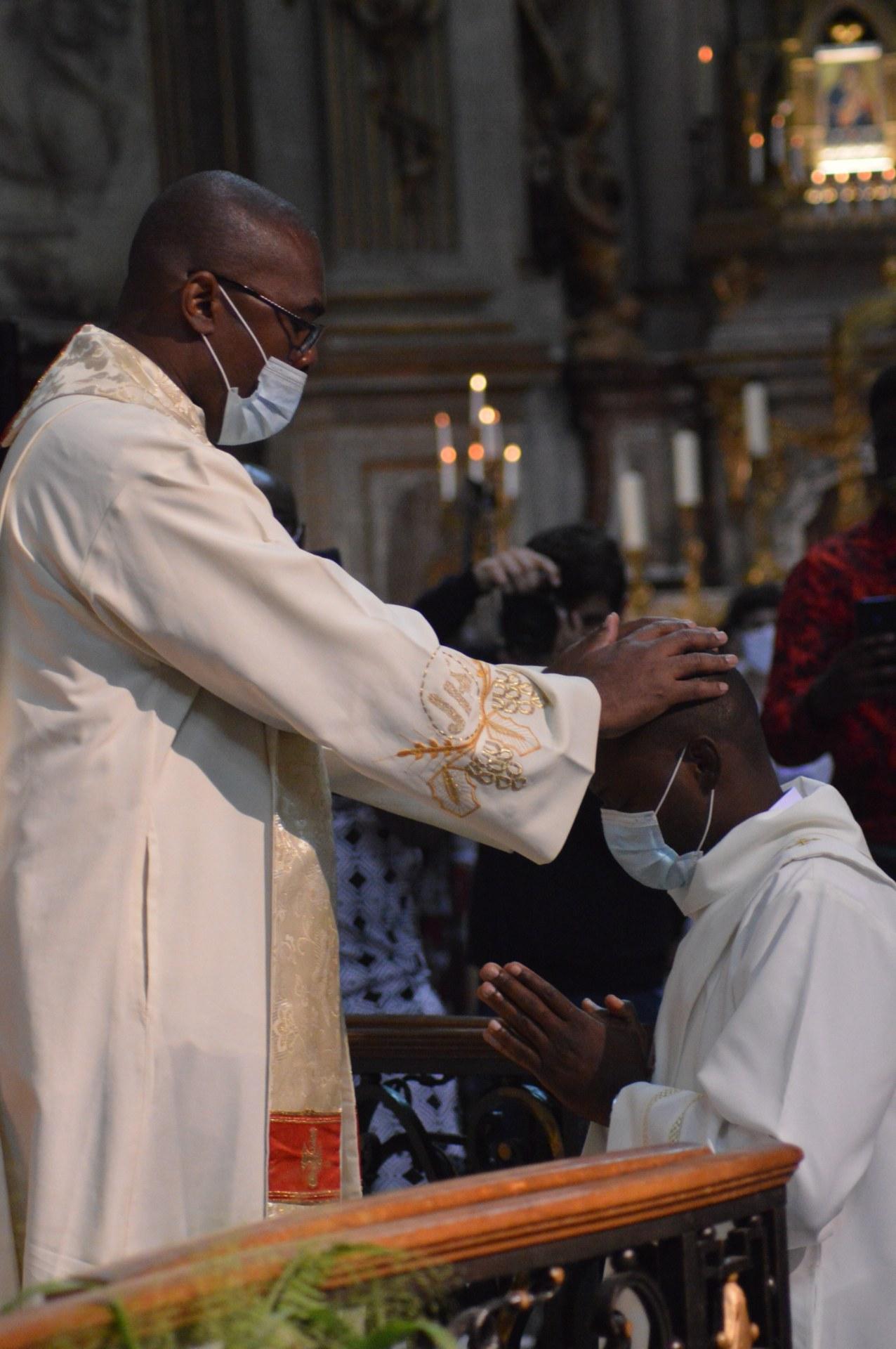 ordination de Lionel 68