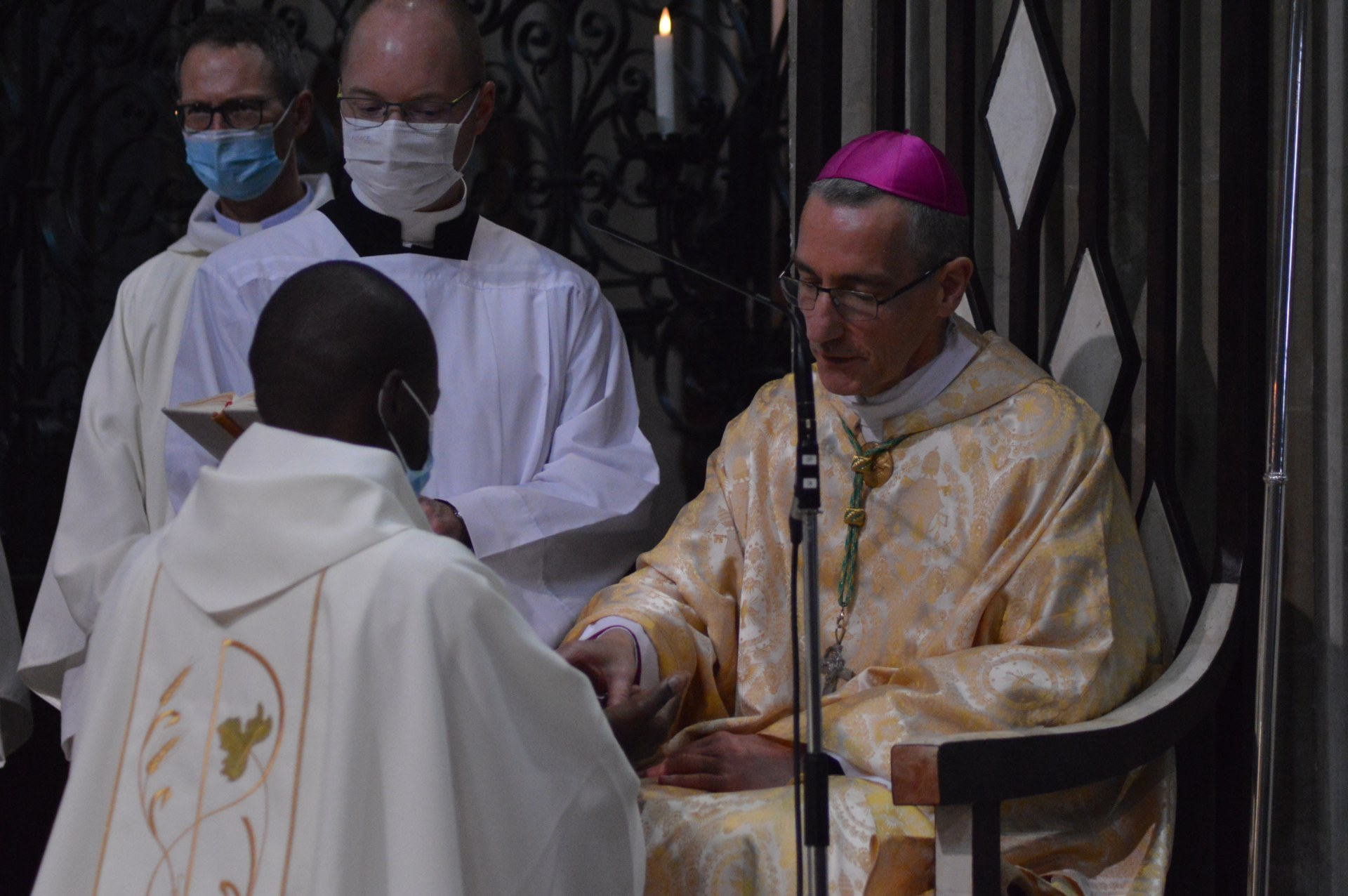 ordination de Lionel 79