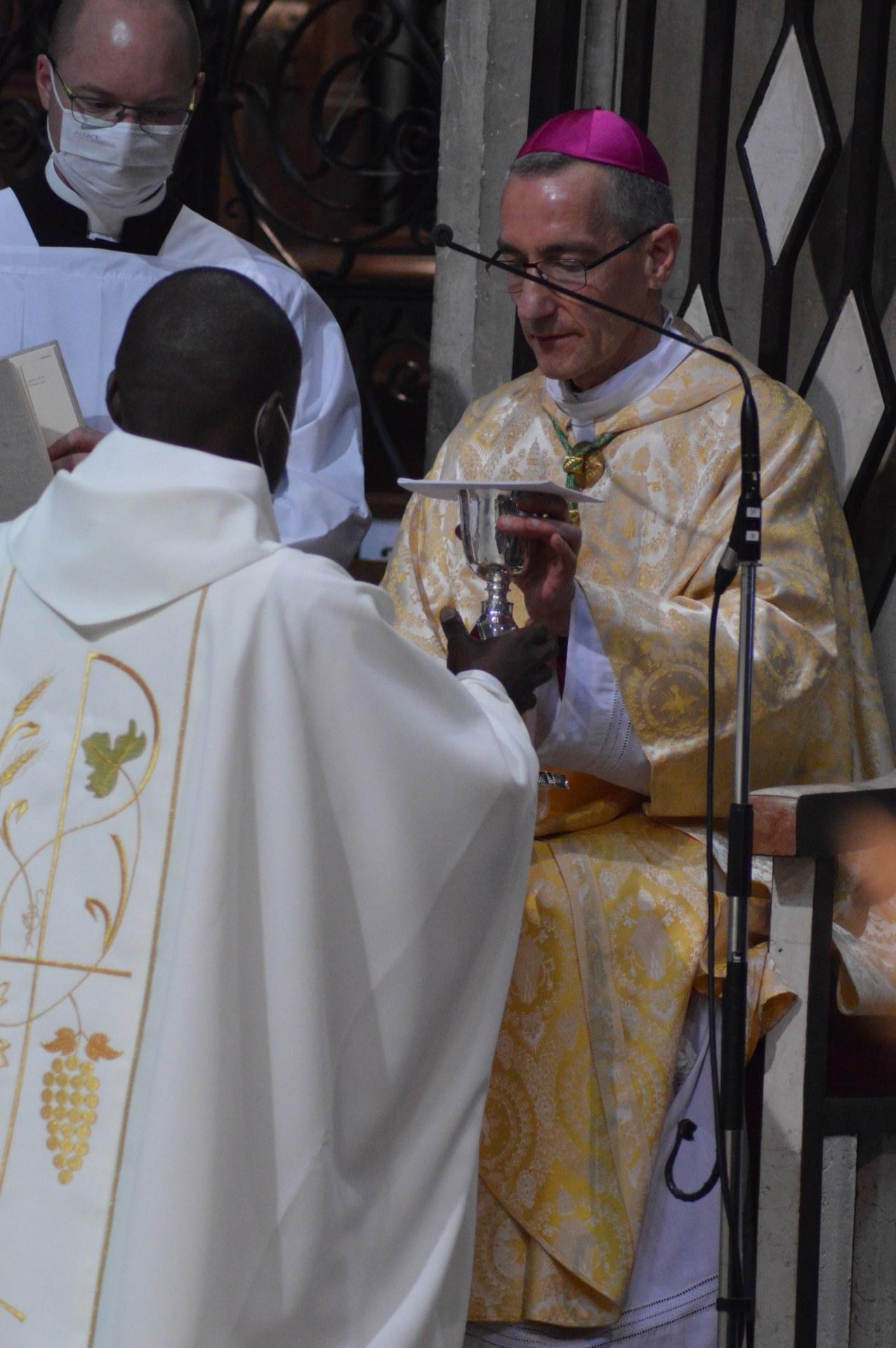 ordination de Lionel 81