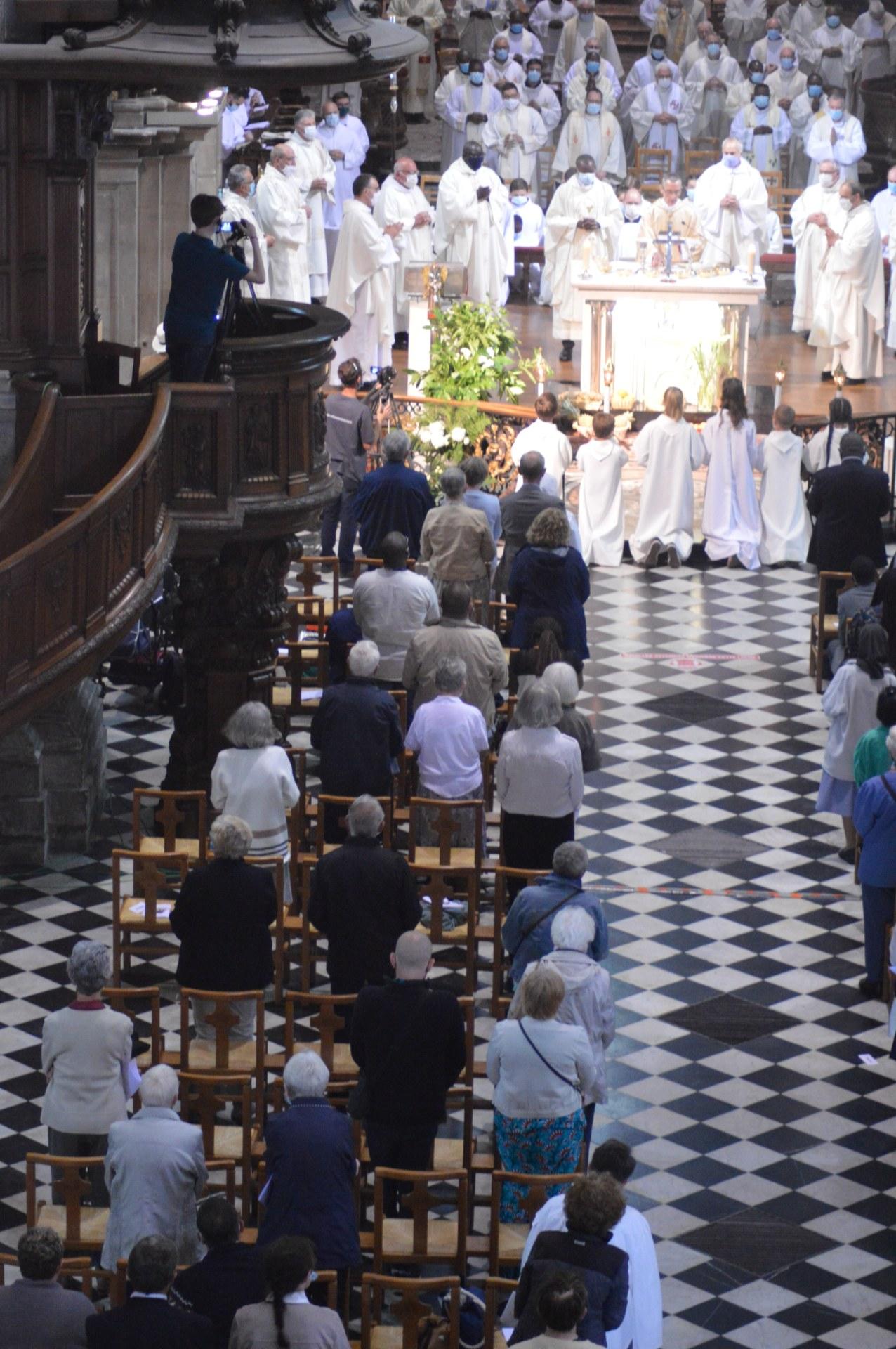 ordination de Lionel 88