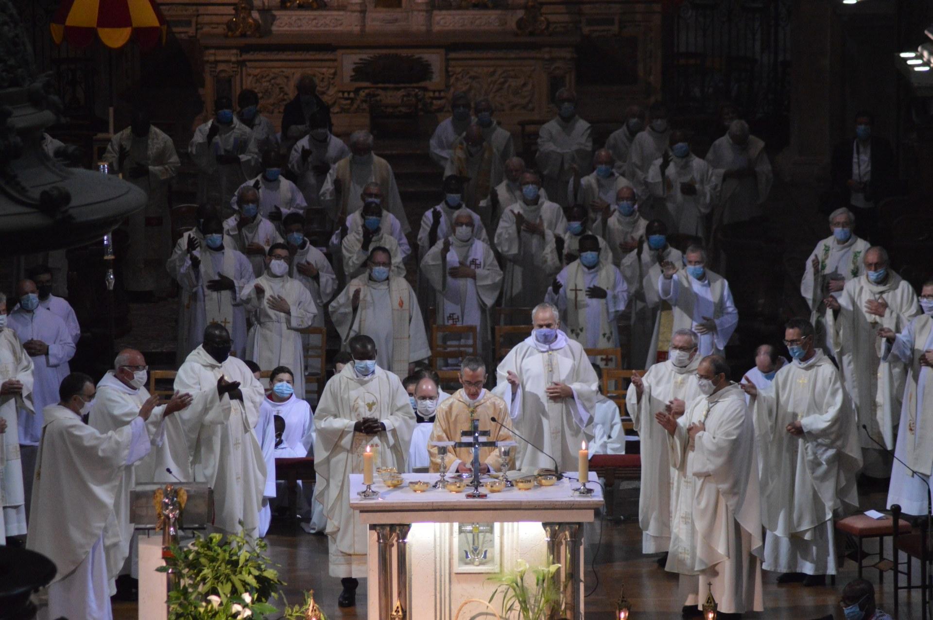 ordination de Lionel 91