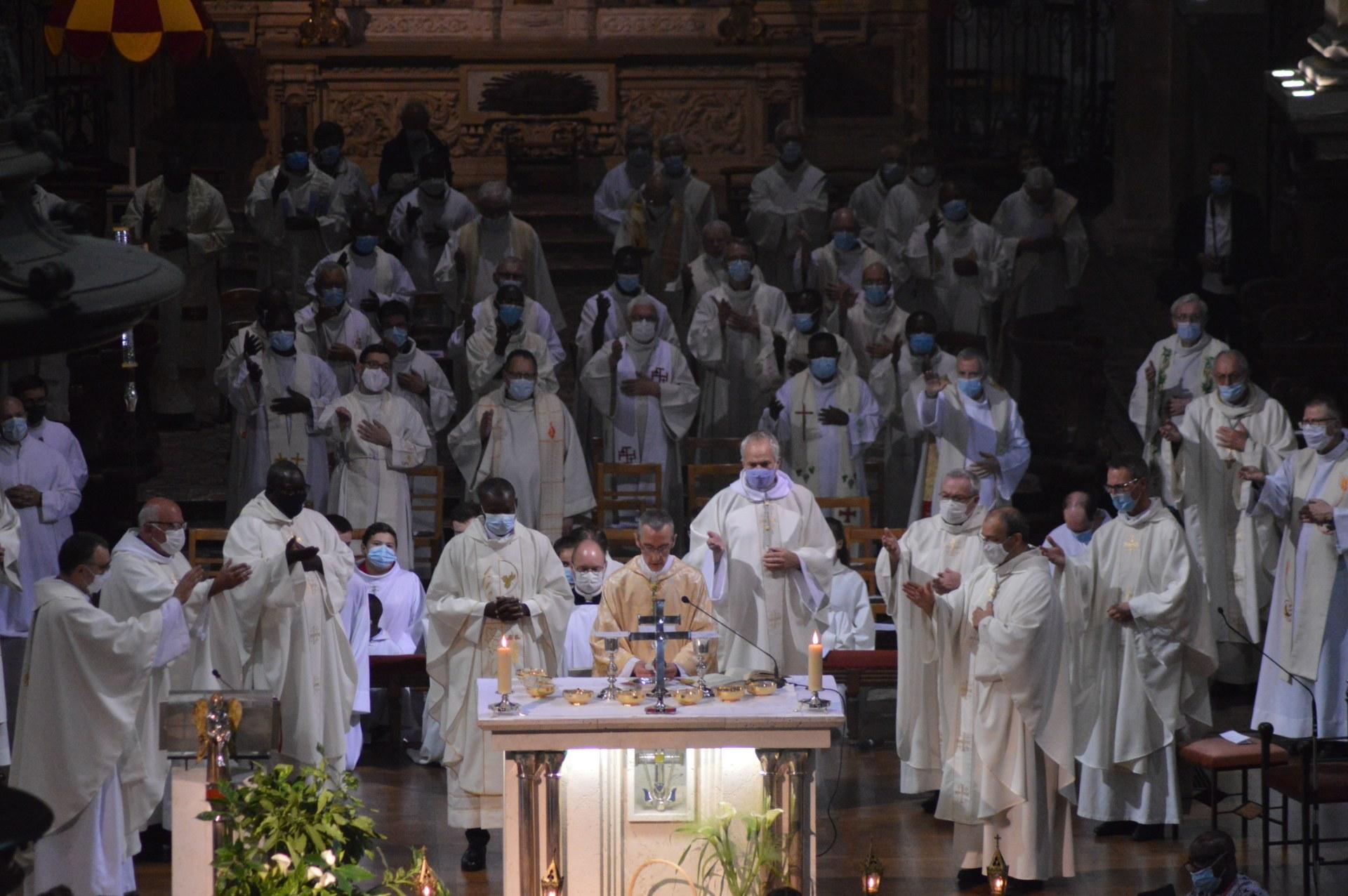 ordination de Lionel 92