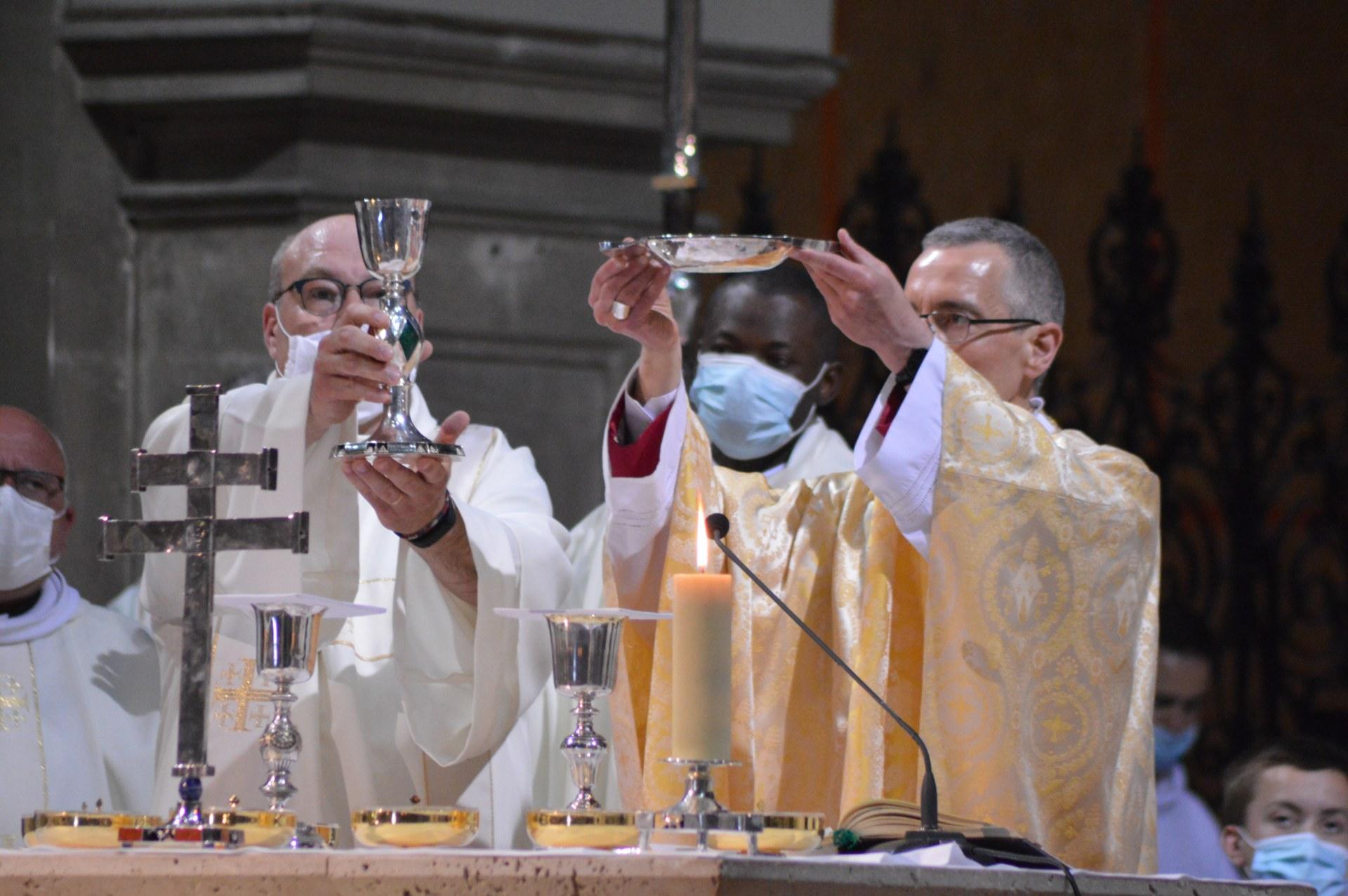 ordination de Lionel 93