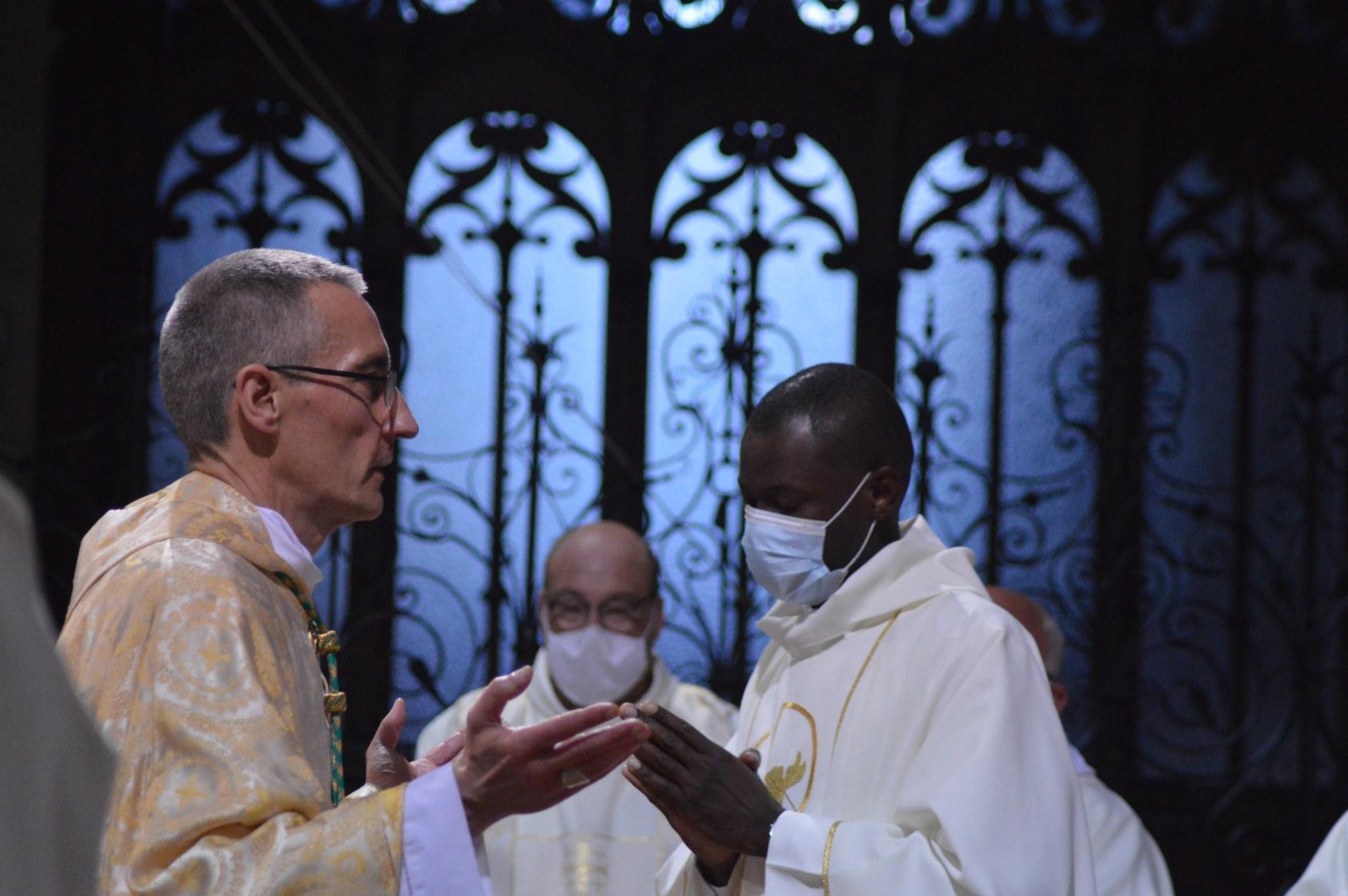 ordination de Lionel 96