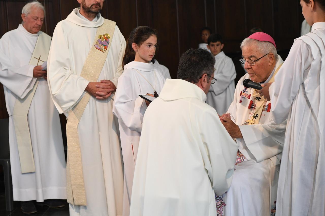 ordination diaconale Didier Carlier 1 10