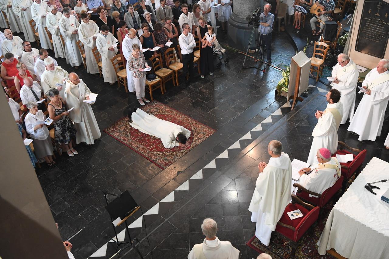 ordination diaconale Didier Carlier 1 11