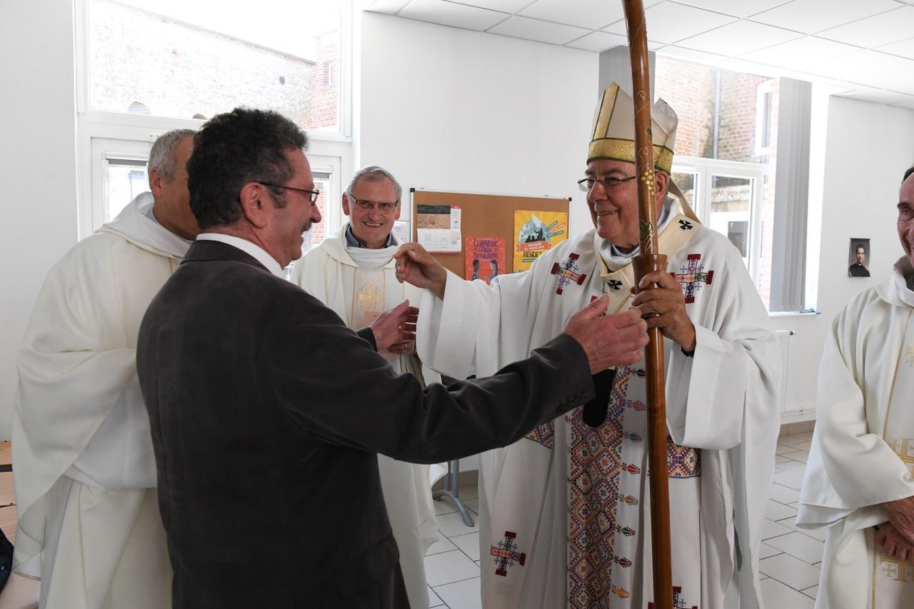 ordination diaconale Didier Carlier 1 2