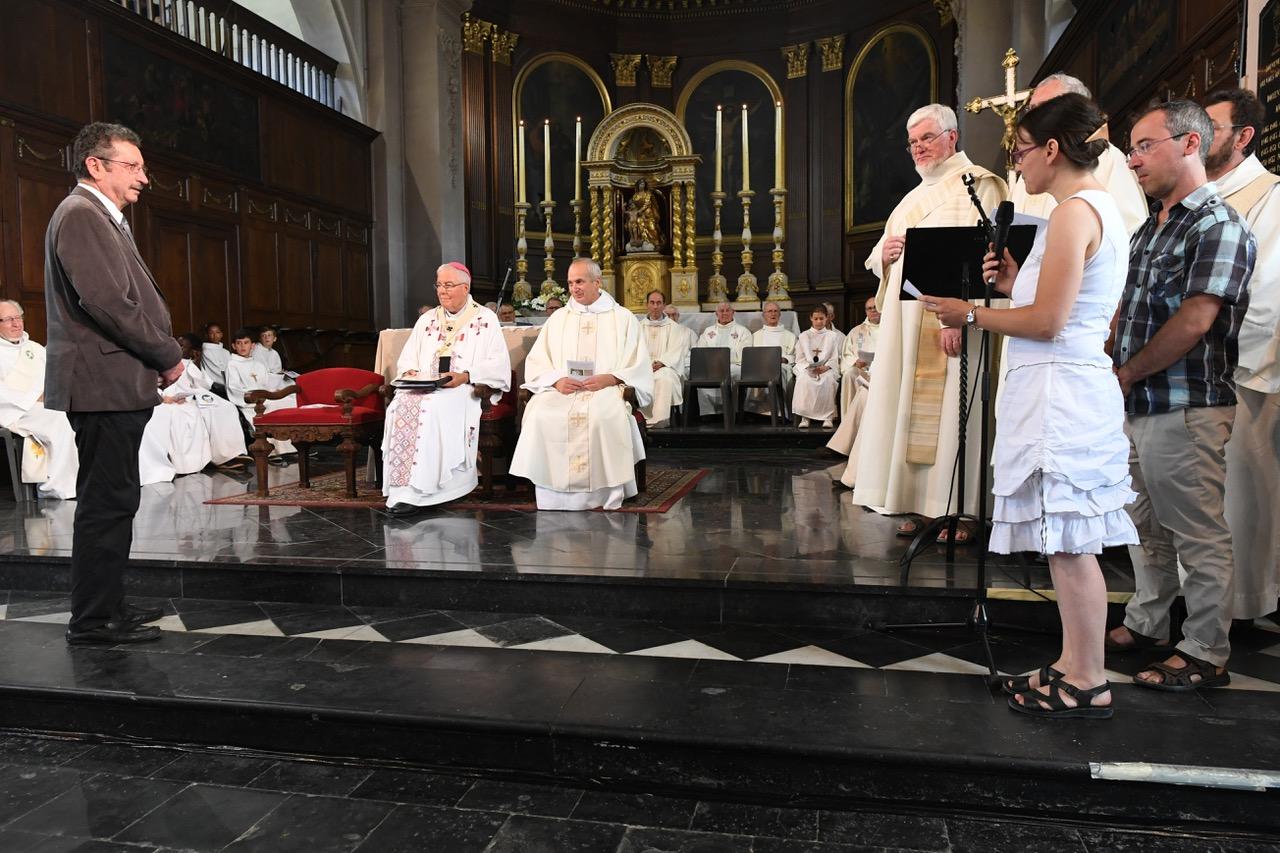 ordination diaconale Didier Carlier 1 6