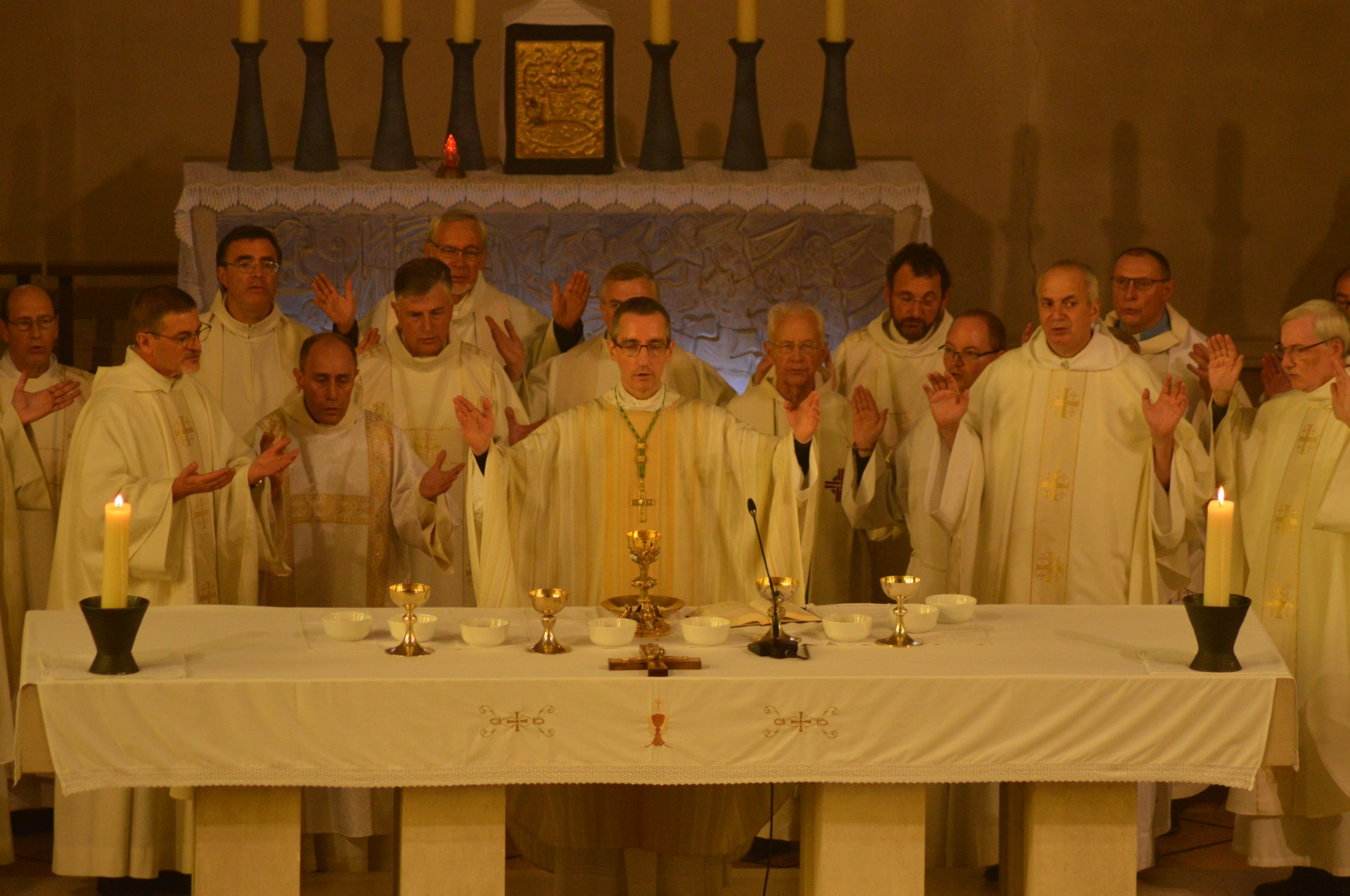 ordination felice 33