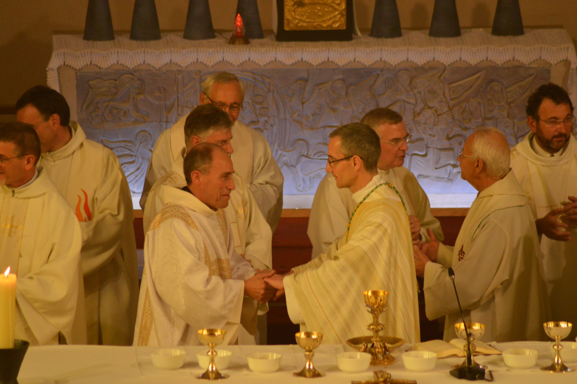 ordination felice 34