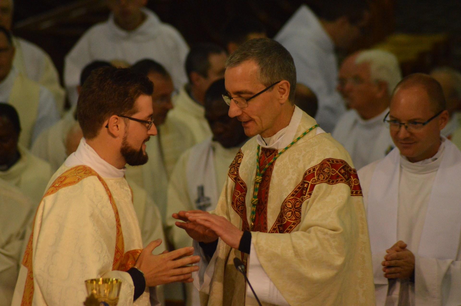 ordination Maxence 74