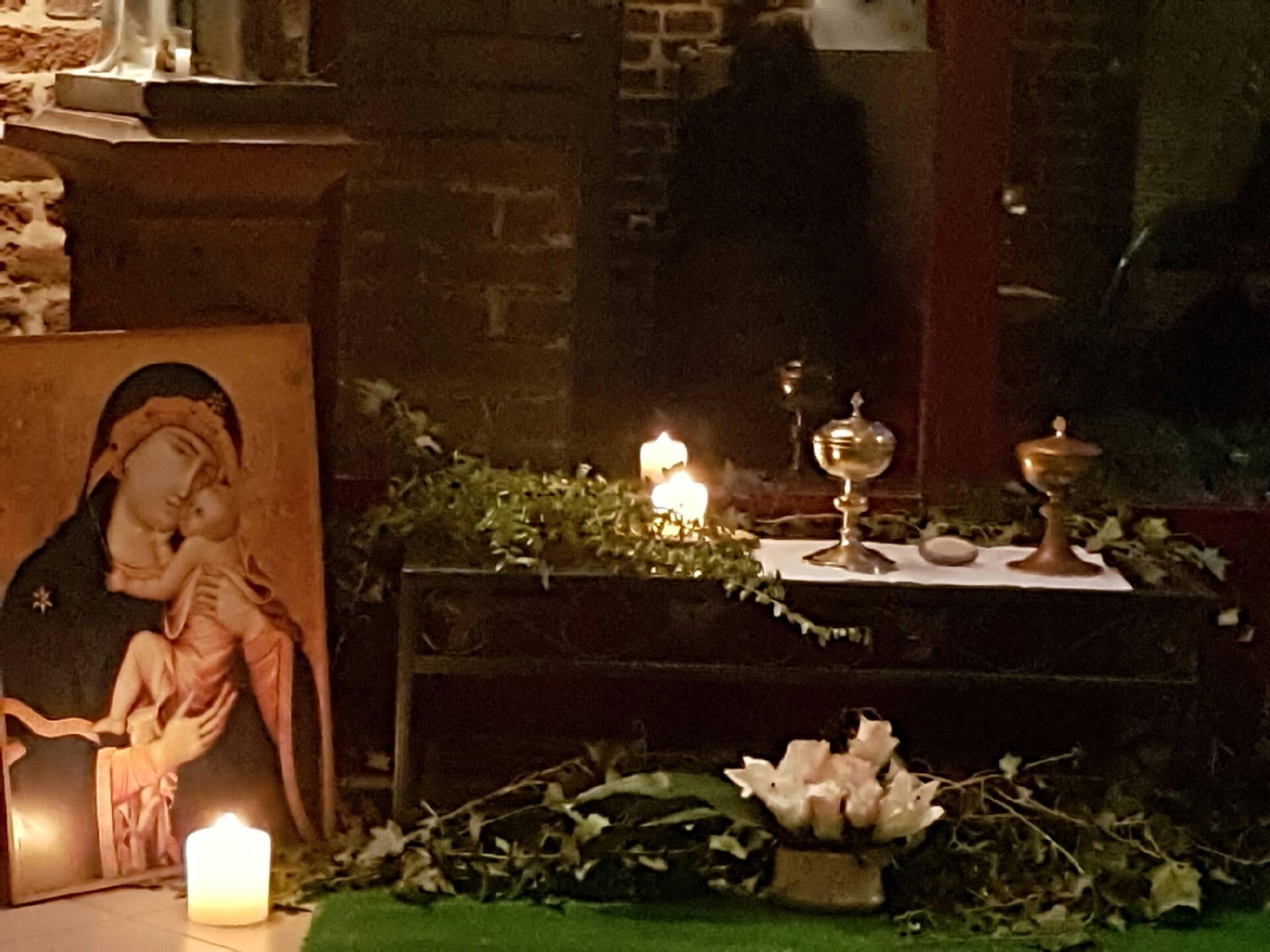 Paques 2017 adoration