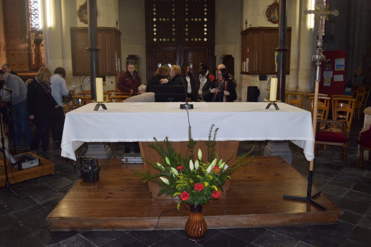 pèlerinage autour de Saint Saulve 2