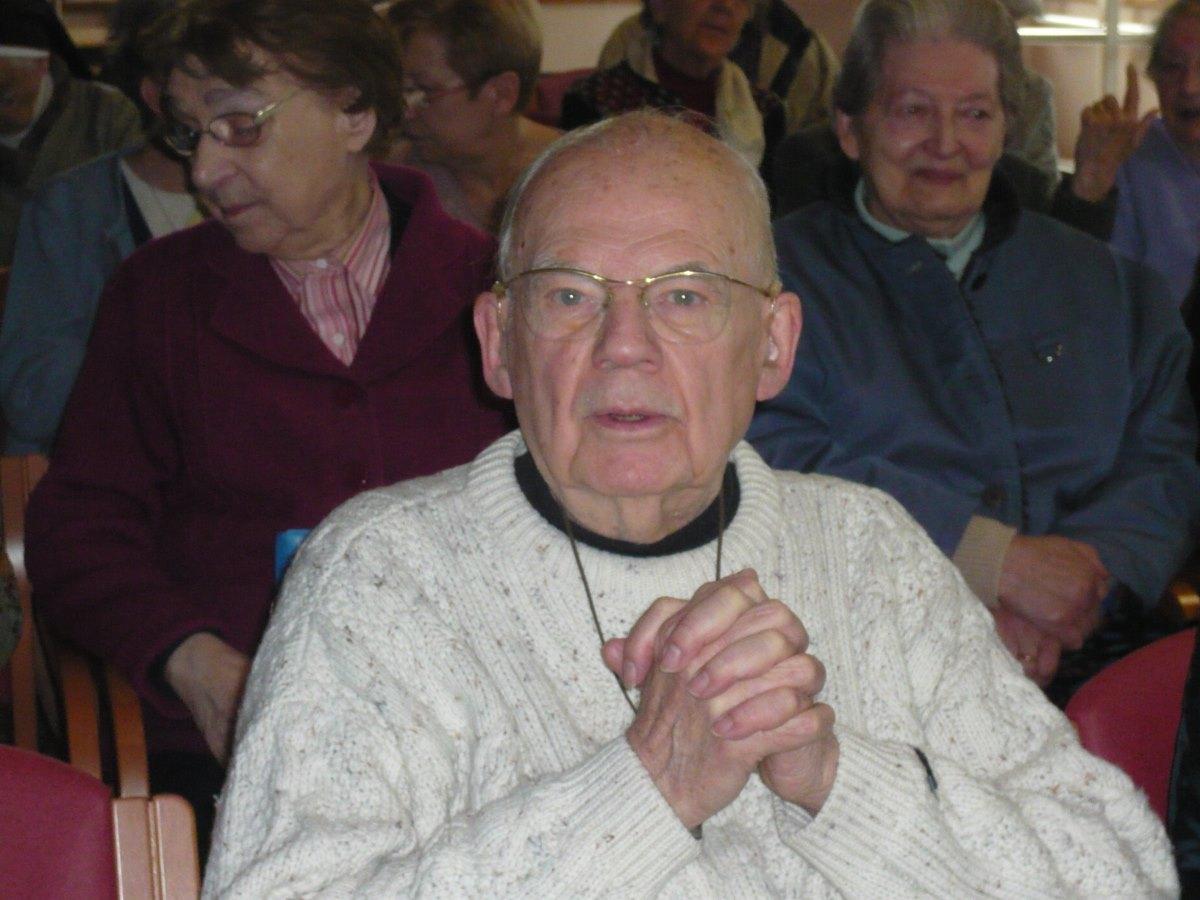 Père Descouvemont, prédicateur