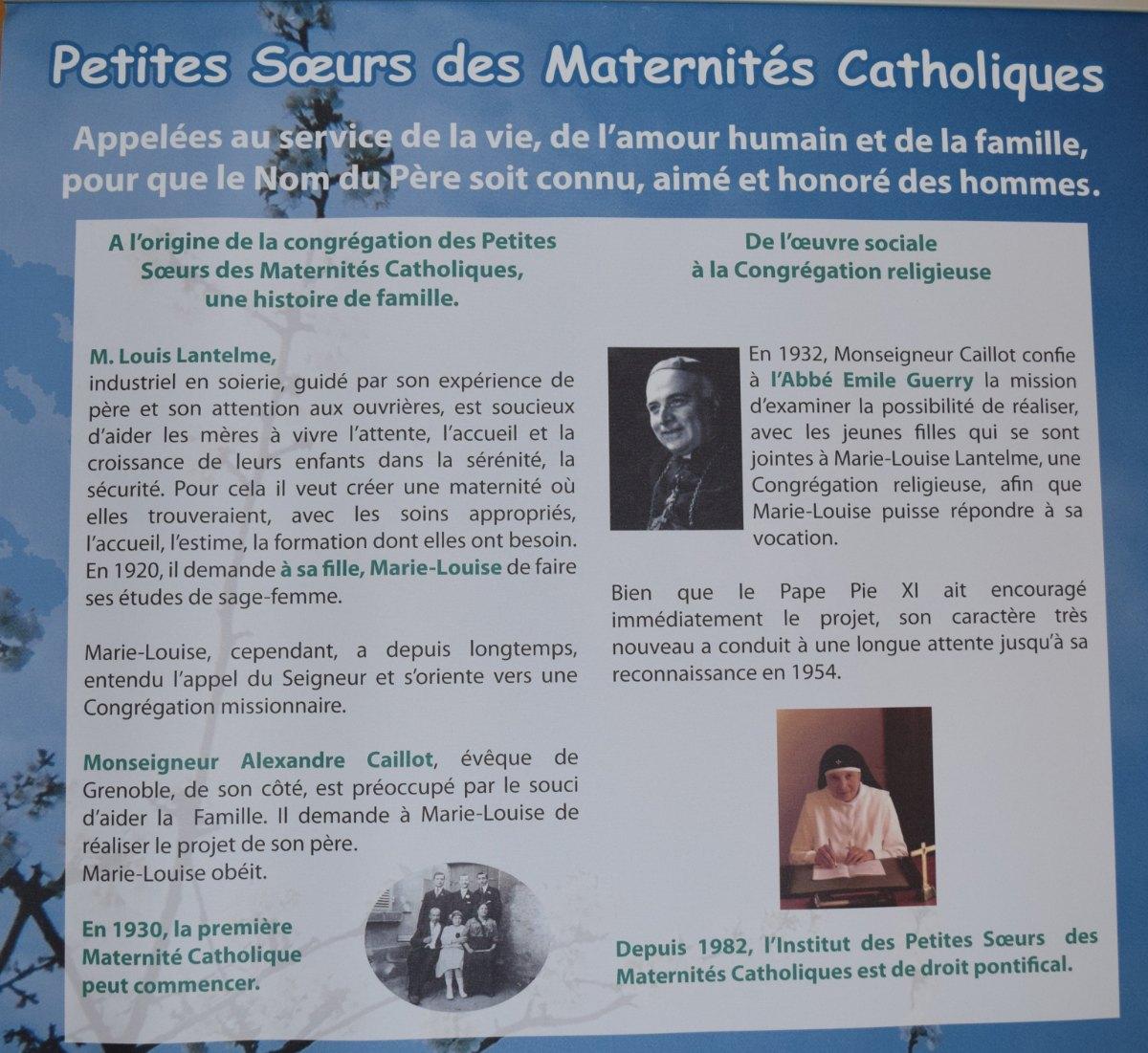 Petites Sœurs des Maternités Catholiques