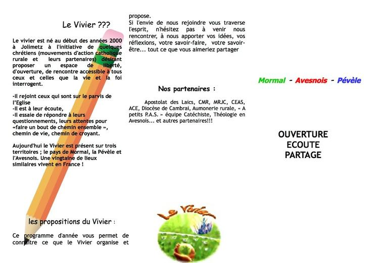 plaquette vivier-R