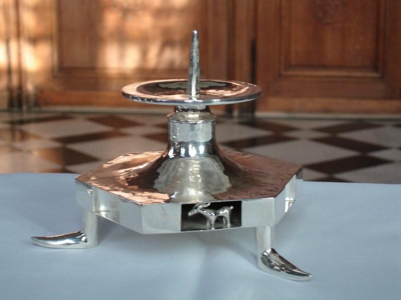 porte-cierge d'autel 2