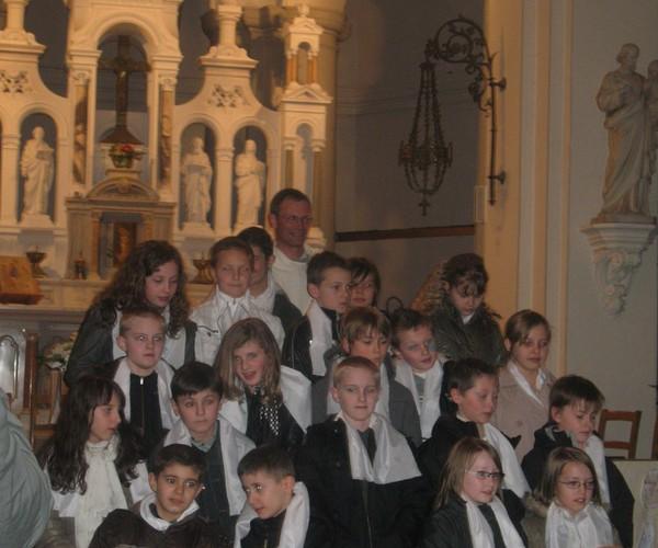 Première Communion Hergnies 2011